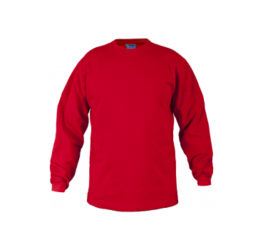 Bisiklet Yaka Swet Shirt