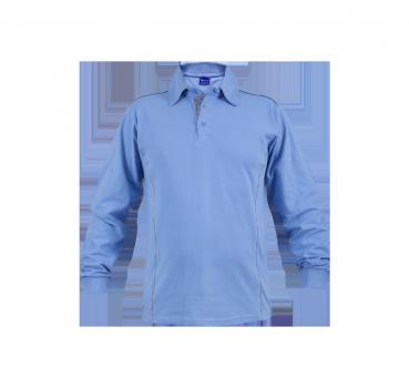 Polo Yaka Sweatshirt Garnili
